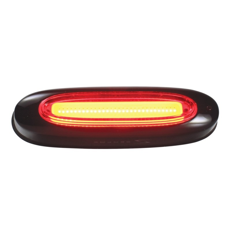 UTL-4BK Quasar Tail Light